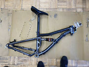 2011 Jamis Dakar Xct 1 13andrdquo Full Sus Frame Kit Disc Brake Ritchey Wtb 26wheel