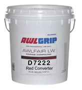 Awlgrip Awlfair Lw Fast Fairing Compound Red Converter 2 Gallon D7222/2glus Md