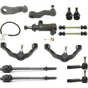 Control Arm Kit For 2000-2006 Chevrolet Tahoe Front Set Of 13
