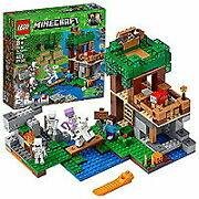 Lego 21146 Minecraft Skeleton Attack 457pieces Target Age 8years Old And Over