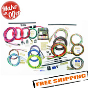 American Autowire 510419 Classic Update Wiring Harness Kit For 62-74 Vw Beetle