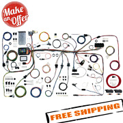 American Autowire 510125 Wiring Harness Kit For 1964-1966 Ford Mustang