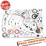 American Autowire 510360 Classic Update Wiring Harness Kit For 1965 Chevy Impala