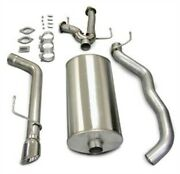 Corsa Performance 14573 Touring Cat-back Exhaust System Fits 08-17 Sequoia