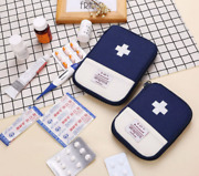 Portable First Aid Kit For Travel Outdoor Camping Useful Mini Medicine Storage