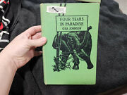 Rare Four Years In Paradise By Osa Johnson-1941-first Edition Ex-library