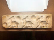 Rare Rabbit Mold Easter Rabbits And Eggs