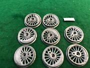Munier/fournereau O Gauge 25 Driving Wheels For 140a. Poor Condition.