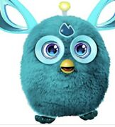 2016 Hasbro Teal Blue Ineractive Furby Connect With Bluetooth And Lcd Eyes