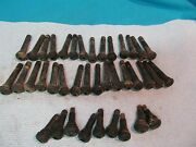 Lot Of 39 Vintage Valve Stems Eha Germany Pacific Dill 1 1/2 1 3/4 2 1/2