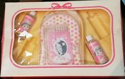 Tinkerbell Smart Bath Set Tom Fields W Brochures And Outer Case 1960s Very Vintage