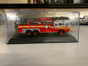 Code 3 Collectibles Fdny Hollis Hogs Ladder 164 Scale