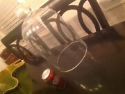 Very Old Glass Display Dome/jar/ Cloche Bell Very Nice