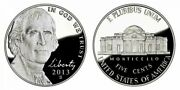 2013 2014 And 2015 S Clad Proof Jefferson Nickels From Us Mint Sets Cp10479