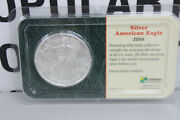 2006 Silver American Eagle Sealed Littleton Coin Company