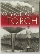 Coin 1956 Australia Penny And 1.20 Stamp 1999 Olympic Torch Commemorative Folder