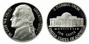 2000 P And D Bu And Proof Jefferson Nickels From Us Mint Sets 3 Coins Cp10496