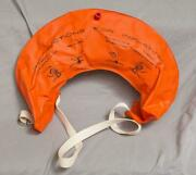 Vintage Inflatable Swimming Pool Headrest Device G50