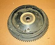 Omc Brp Johnson Evinrude Oem 1987 And Up 20-35 Hp Electric Start 76 Tooth Flywheel