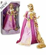 Disney - Rapunzel 10th Anniversary 17 Doll Limited Edition Deadstock Pre
