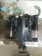 Mercury 1150 Trim And Tilt 115hp Serial 6007045 With Pump