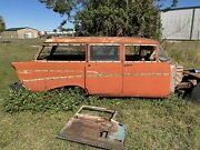 1957 Chevrolet Station Wagon Body Parts Doors Roof Quarter Panels