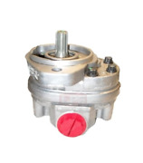 New Single Gear Pump For Mustang 330 Skid Steer Shaft 5/8 Inch 9 Tooth Splined