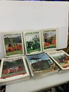 Huge Lot Of 30 Antique Power Farm Tractor Magazines 2000-2008 Agriculture , Nice