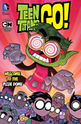 Various-teen Titans Go Vol. 2 Welcome Book New