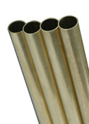Kands 5/16 In. Dia. X 36 In. L Round Brass Tube
