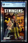 Stringers 1 Cbcs 9.8 Greewood 1st Paul And Nick Flip Book