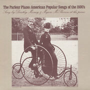 Dorothy Mesney - Parlour Piano American Popular Songs Of 1800and039s [new Cd]