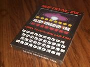 New Timex Ts1000/sinclair Zx81 Computer Game Alien Invasion 16k Space Invaders