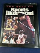 1954-1998 Sports Illustrated The Best Of Jordan Mantle Tiger Elway Packers Yanks