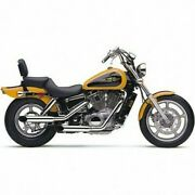 System Of Exhaust Complete 2 In 2 Honda Vt 1100 C Shadow Spirit