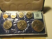 1969 New Zealand Proof Like Special Set New In Original Pkg