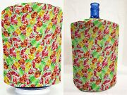 Hot Peppers Water Bottle Cover For 3 Or 5 Gallon Bottle