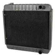 New 211076 Versatile Tractor Radiator 20-3/8 X 26 - Fits Ford/fits New Holland