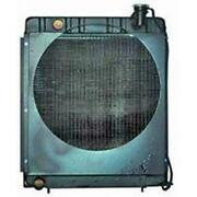 New 106-6324 Radiator Fits Ford/fits New Holland Models Listed Below