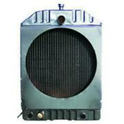 New 303186342 Radiator For White/oliver Tractor 2-85 With Sn 265358-277181 2-105