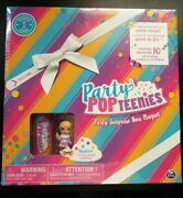 Party Popteenies Party Poppin' Game - Hayden Cutie Animal Surprise - Series 1