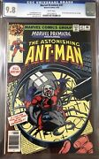 🔥marvel Premiere 47 1st Appearance Of Scott Lang As Ant Man 9.8 Cgc🔥