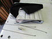 Unused Old Stock Mack 800-6235225g02 6235225-g02 Seat Cover Gray