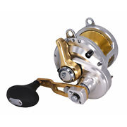 Shimano Talica Ii Mono Drag Cam Conventional 2-speed Lever Drag Reels 2020 Model