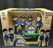 Mc Farlane Toys The Beatles Figure Deluxe Boxed Set H About 22cm From Japan