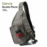 Orvis Sling Pack Sand   11l - Fly Fishing Bag - Free Shipping