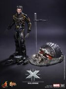 Hot Toys Mms187 X-men The Last Stand Wolverine 1/6 Action Figure