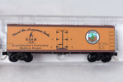 N Scale-micro Trains Oregon And Nation Wide Happiness Route Medford Convention