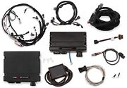 Holley Terminator X 550-1601 Mpfi Controller Gm Gen V Lt Late Direct Injection