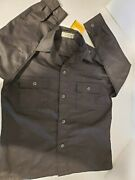 Nwt Rothco Ultra Force Night Operation Black Ops Tactical Bdu Jacket X-large Xl